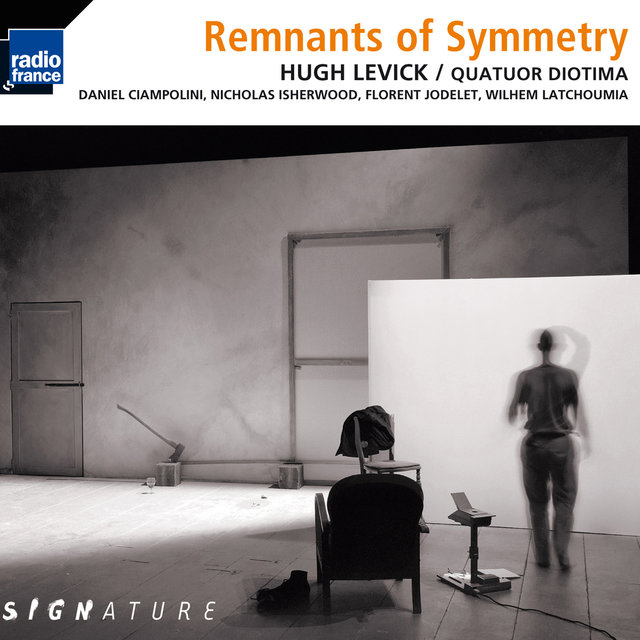 Couverture de Levick: Remnants of Symmetry