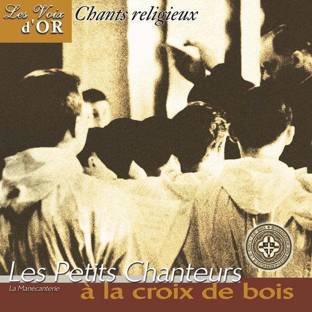 """Chants religieux (Collection """"Les voix d'or"""")"""