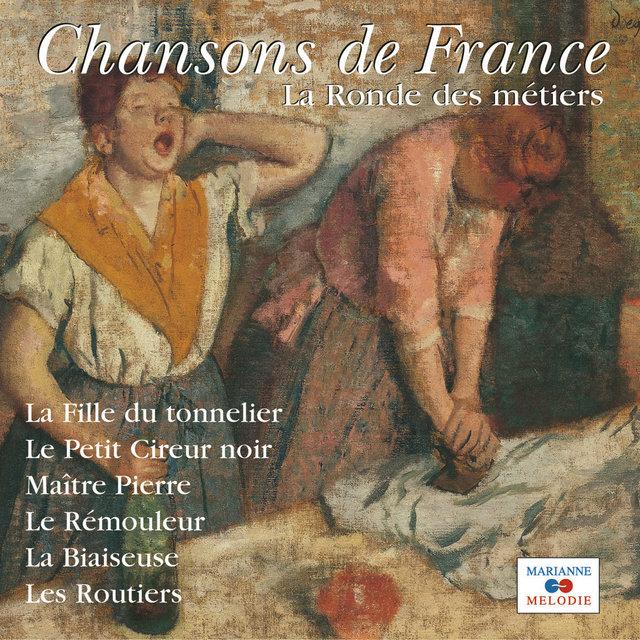 """La ronde des métiers (Collection """"Chansons de France"""")"""
