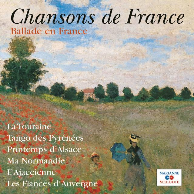 """Ballade en France (Collection """"Chansons de France"""")"""