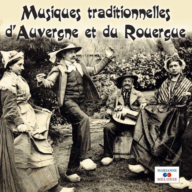 Musiques traditionnelles d'Auvergne et du Rouergue