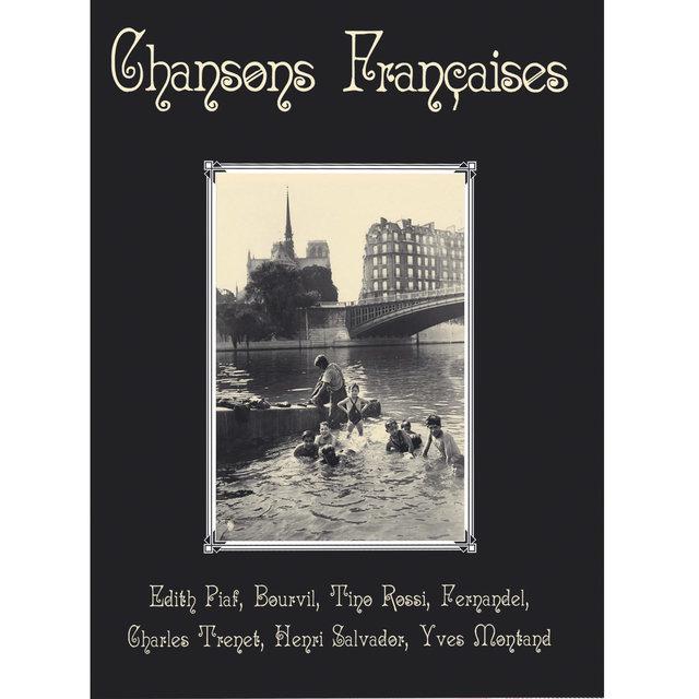 Couverture de Chansons françaises, Vol. 1