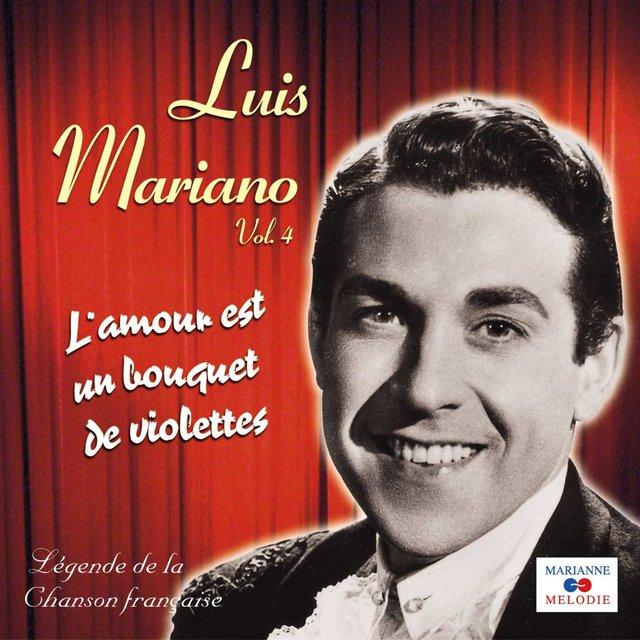 """L'amour est un bouquet de violettes, Vol. 4 (Collection """"Légende de la chanson française"""")"""