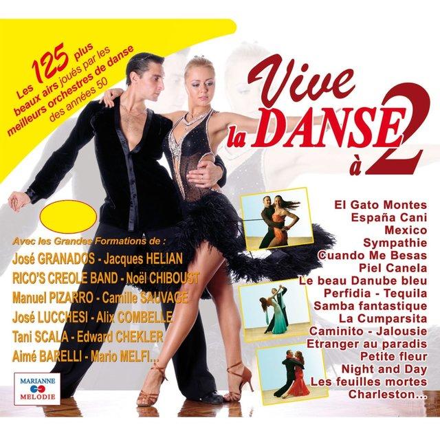Couverture de Vive la danse à deux