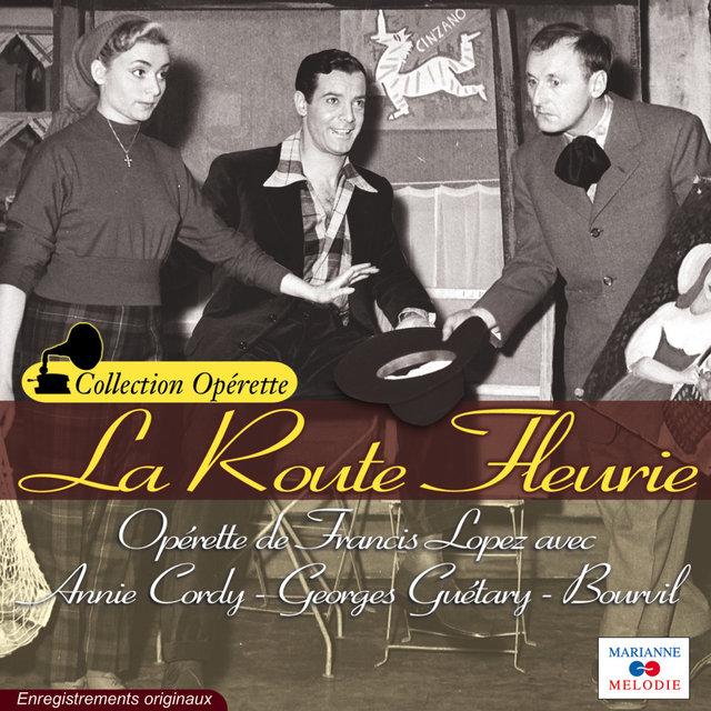 """La route fleurie (Collection """"Opérette"""")"""