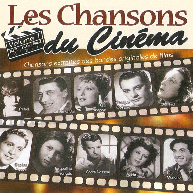 Couverture de Les chansons du cinéma, Vol. 1