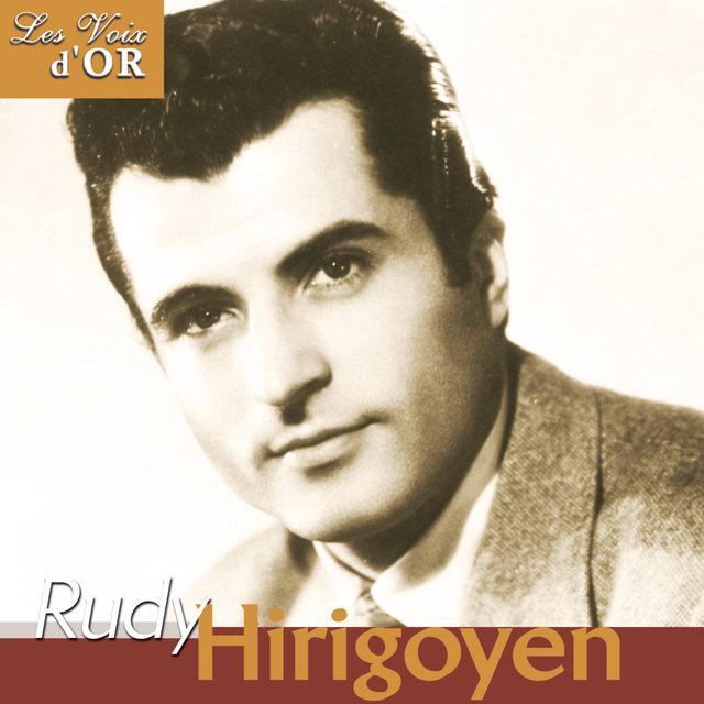 """Couverture de Rudy Hirigoyen (Collection """"Les voix d'or"""")"""