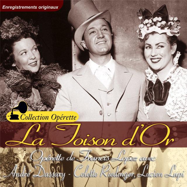 """La toison d'or (Collection """"Opérette"""")"""