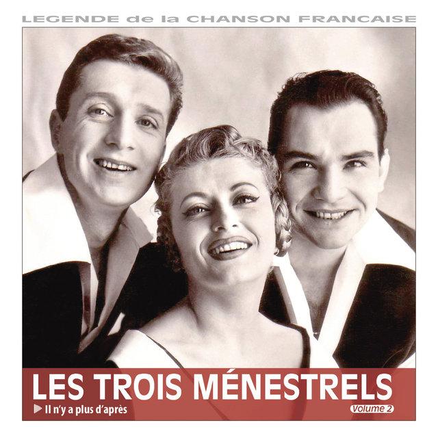 """Couverture de Il n'y a plus d'après, Vol. 2 (Collection """"Légende de la chanson française"""")"""