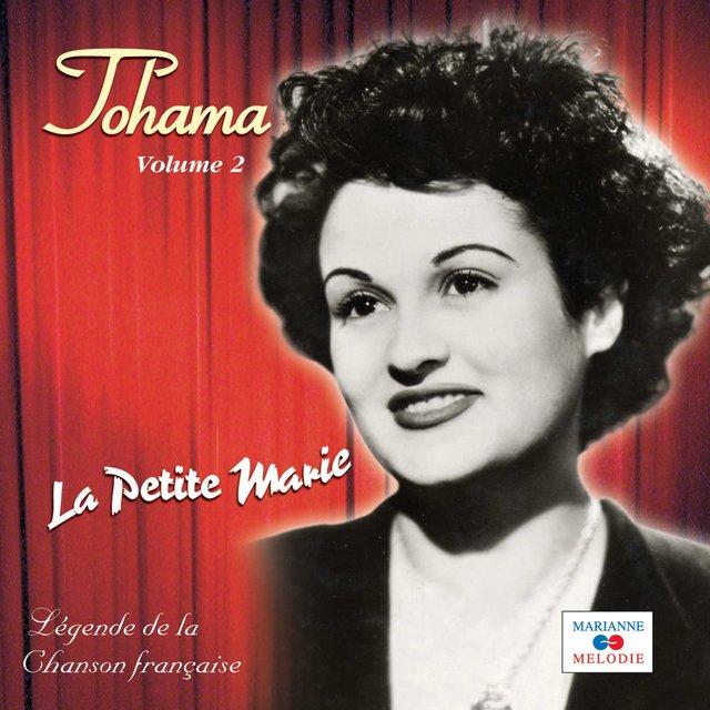 """La petite Marie, Vol. 2 (Collection """"Légende de la chanson française"""")"""