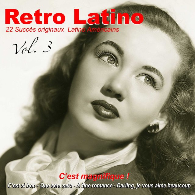 Couverture de Retro latino, Vol. 3: C'est magnifique !
