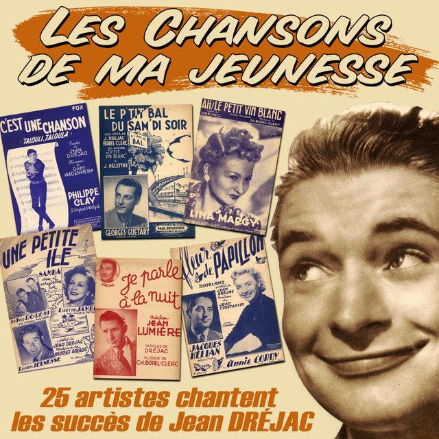 """25 artistes chantent les succès de Jean Dréjac (Collection """"Les chansons de ma jeunesse"""")"""