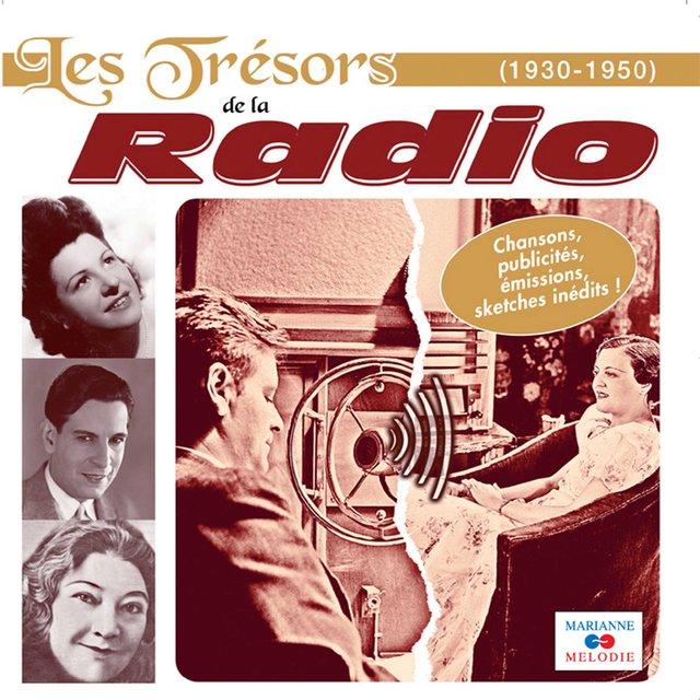 Couverture de Les trésors de la radio (1930-1950)