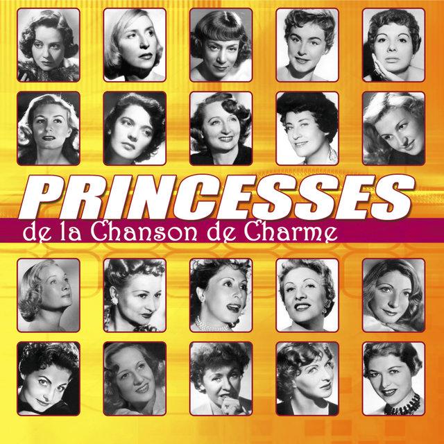 Couverture de Les princesses de la chanson de charme
