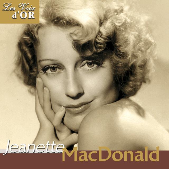 "Jeanette MacDonald (Collection ""Les voix d'or"")"