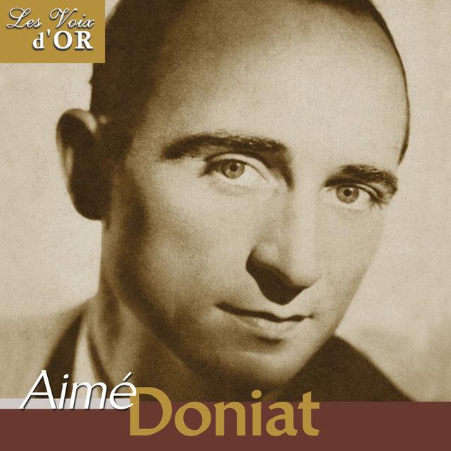 """Aimé Doniat (Collection """"Les voix d'or"""")"""