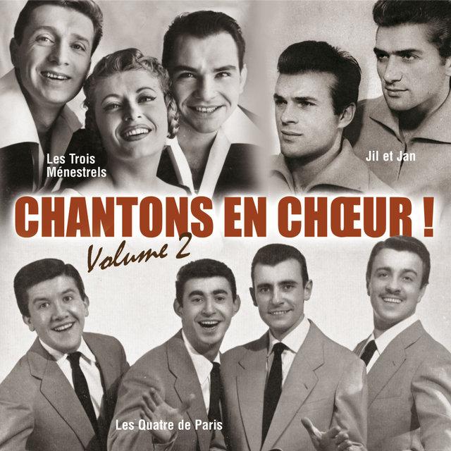 Couverture de Chantons en choeur !, Vol. 2