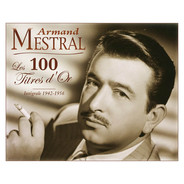 Couverture de Les 100 titres d'or: Intégrale 1942-1956