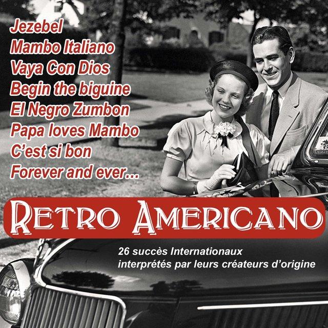 Couverture de Retro Americano