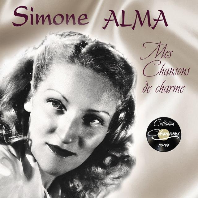 """Couverture de Mes chansons de charme (Collection """"Chanson rares"""")"""