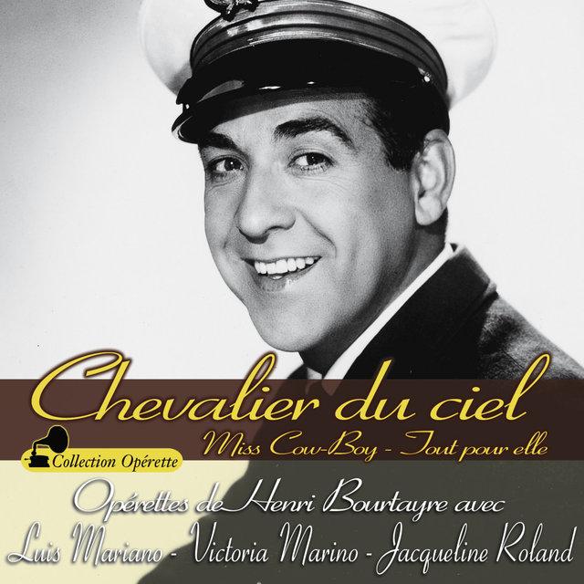 """Couverture de Chevalier du ciel, Miss Cow-boy & Tout pour elle (Collection """"Opérette"""")"""