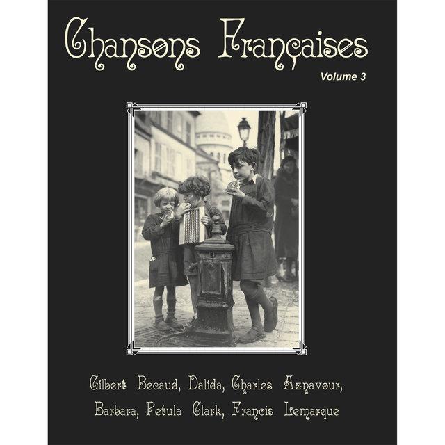 Couverture de Chansons françaises, Vol. 3