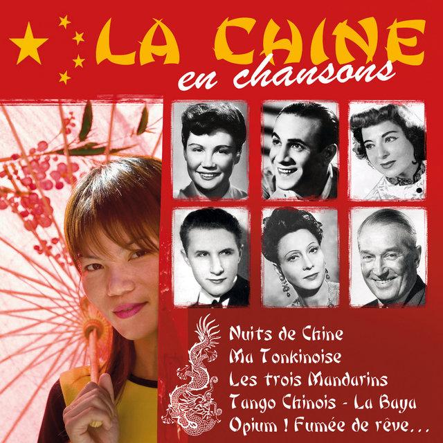 Couverture de La Chine en chansons