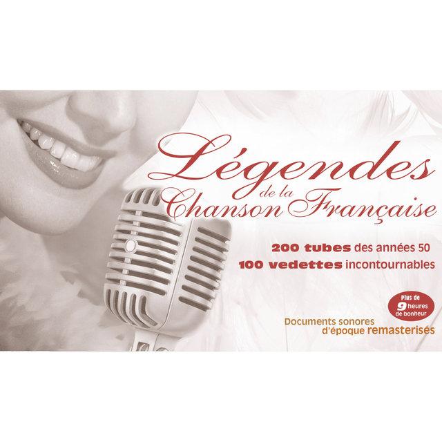 Légendes de la chanson française