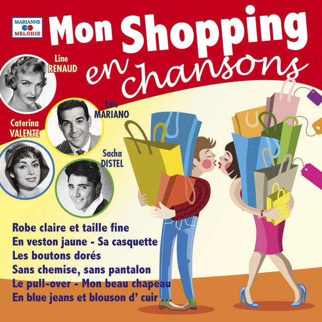Couverture de Mon shopping en chansons