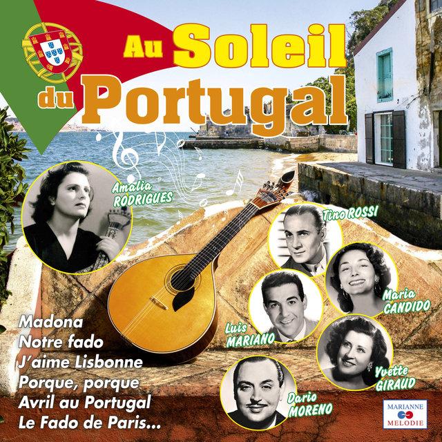 Couverture de Au soleil du Portugal