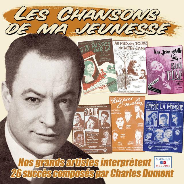 """Couverture de Les succès de Charles Dumont (Collection """"Les chansons de ma jeunesse"""")"""