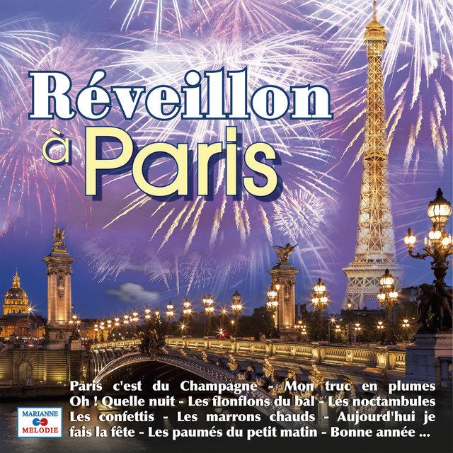 Couverture de Réveillon à Paris