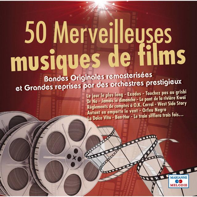 50 merveilleuses musiques de films