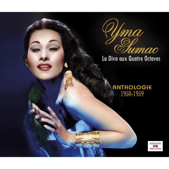 La diva aux quatre octaves (Anthologie, 1950-1959)