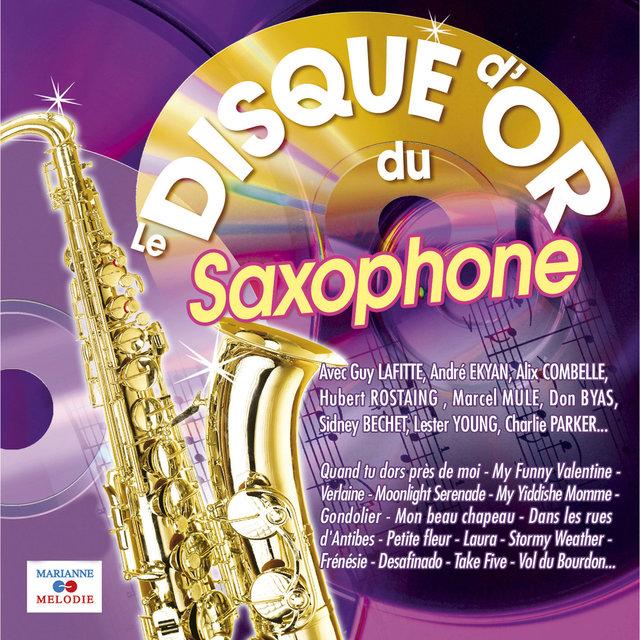 Le disque d'or du saxophone