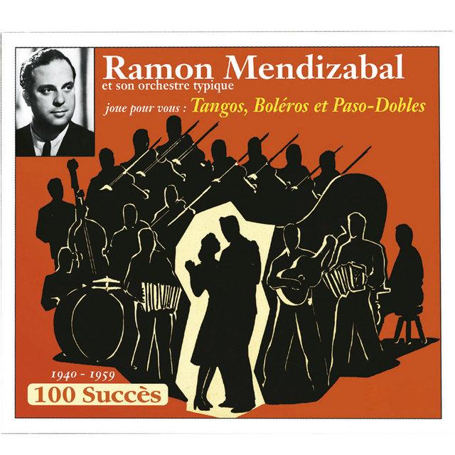 100 succès (1940-1959): Tangos, boléros et paso-dobles