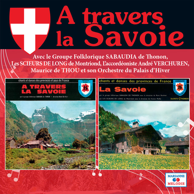 A travers la Savoie