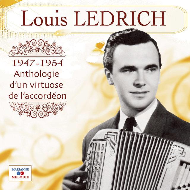"""Couverture de 1947 - 1954 : Anthologie d'un virtuose de l'accordéon (Collection """"Accordéon"""")"""