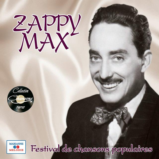 """Couverture de Festival de chansons populaires (Collection """"Chansons Rares"""")"""