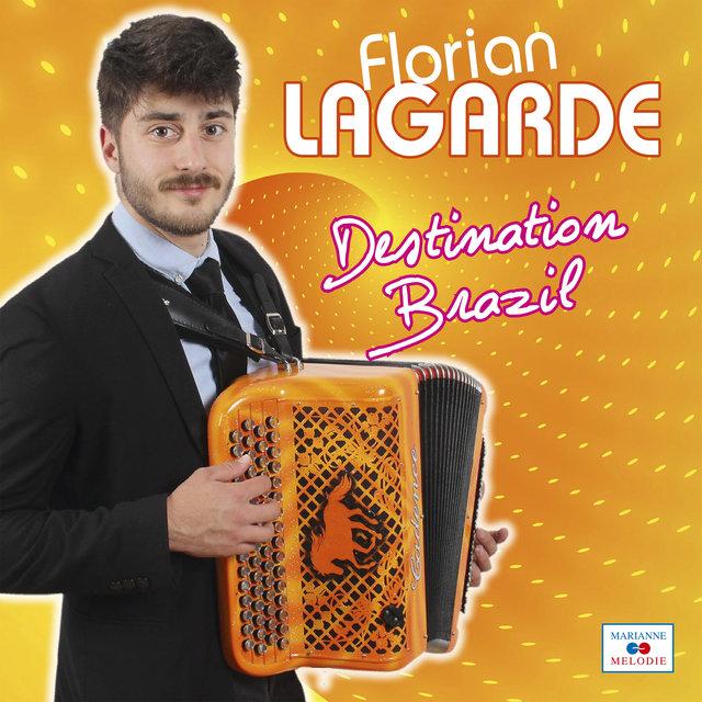 Couverture de Destination Brazil