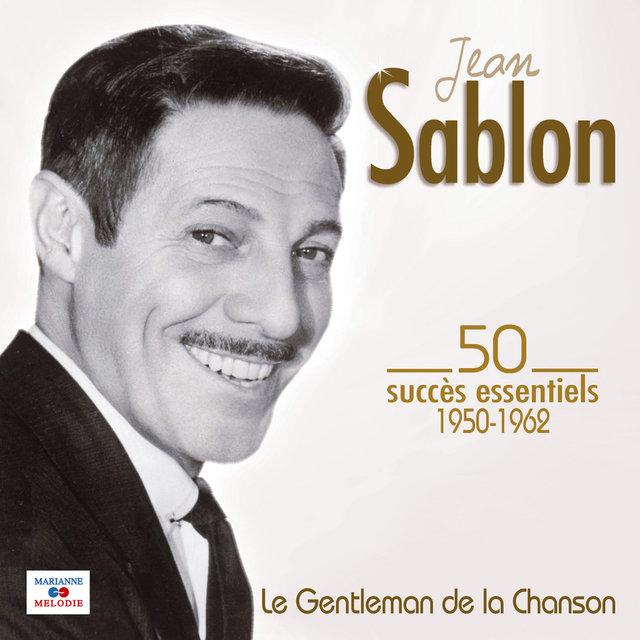 Couverture de Le gentleman de la chanson (50 succès essentiels)