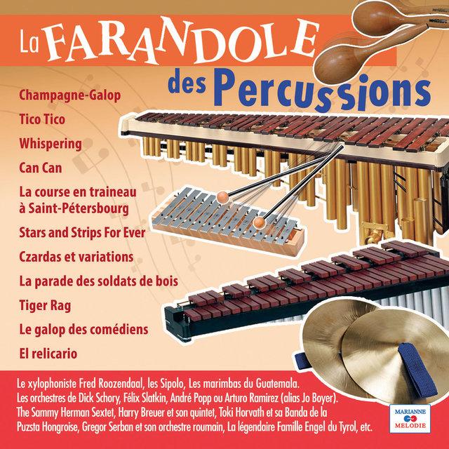 La farandole des percussions
