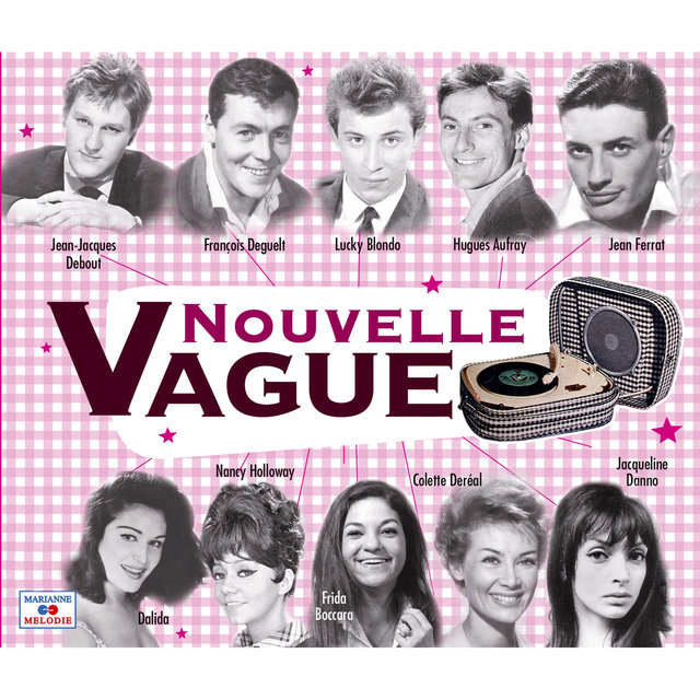 Couverture de Nouvelle vague