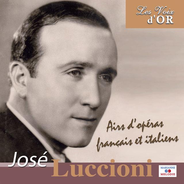 """Airs d'opéras français et italiens (Collection """"Les voix d'Or"""")"""