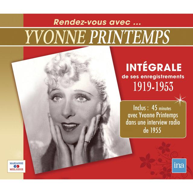 Intégrale de ses enregistrements (1919-1953)