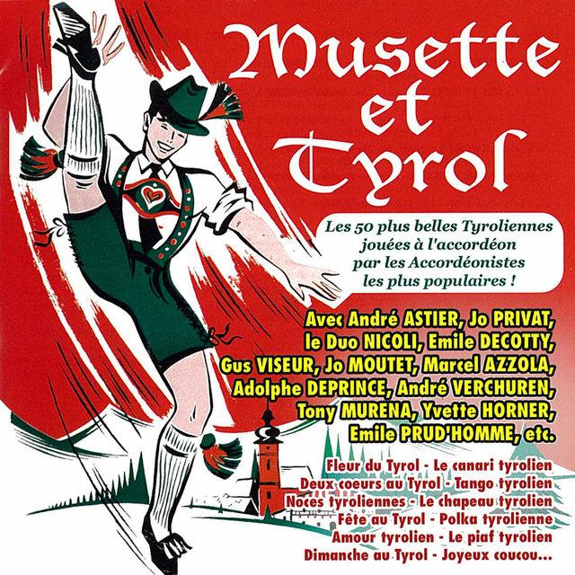 Couverture de Musette et tyrol
