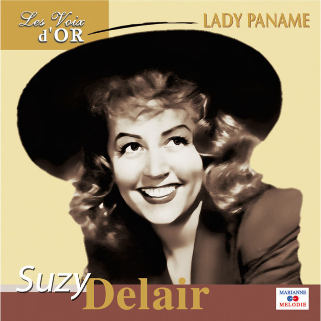"""Lady Paname (Collection """"Les voix d'or"""")"""