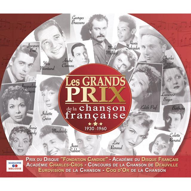 Les Grands Prix de la chanson française (1930-1960)