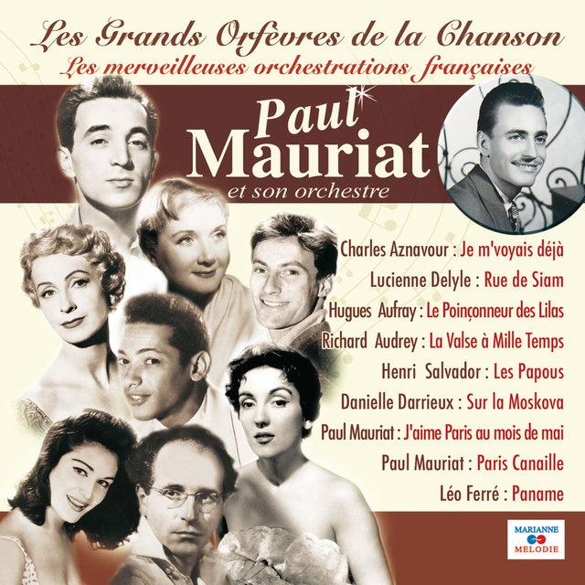 """Paul Mauriat et son orchestre (Collection """"Les grands orfèvres de la chanson"""")"""