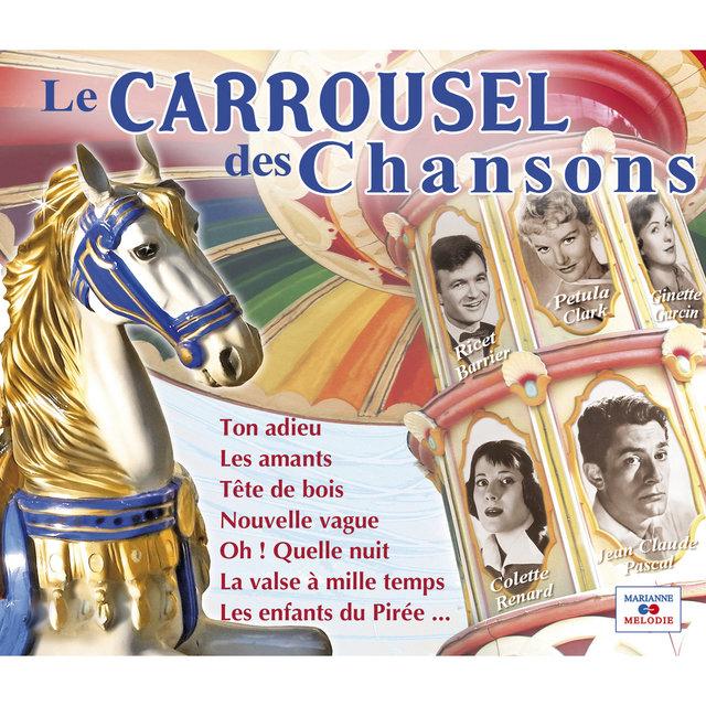 Couverture de Le carrousel des chansons